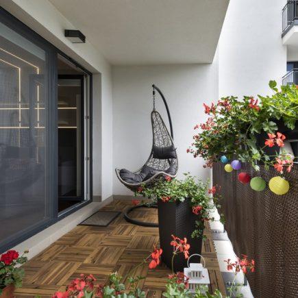 Hoe zorg jij ervoor dat je heerlijk van het zomerse weer op jouw balkon kunt genieten