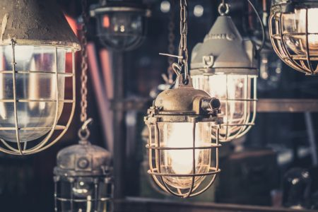 Vier lampen trends voor dit jaar